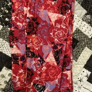 LuLaRoe Pants - Floral leggigs